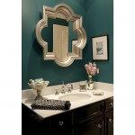 jewel tone bathroom